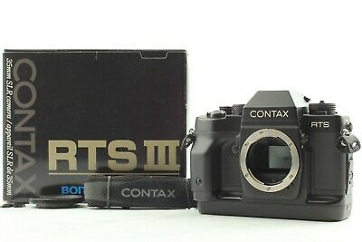 $ CDN501.27 • Buy 【As-Is In Box】 Contax RTS III 35mm SLR Film Camera Body From JAPAN #1233