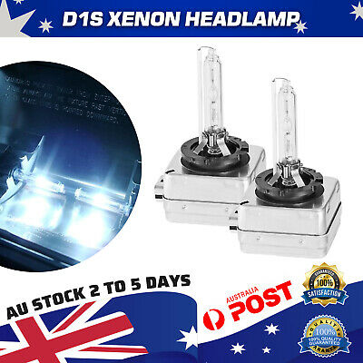 AU39.20 • Buy MODIGT 6000K D1S OEM HID Xenon Replacement Bulbs Kit For Mercedes Benz