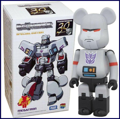 $83.55 • Buy Bearbrick 200% Transformer Megatron Unopened /Japan