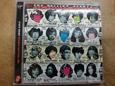 £19.99 • Buy The Rolling Stones - Some Girls [Collectors Edition] (CD) Virgin