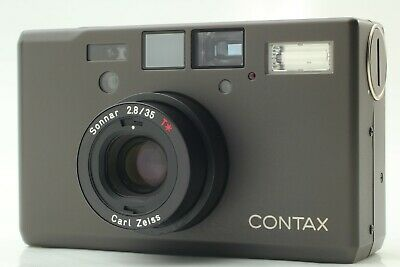 $ CDN2882.24 • Buy 【 CLA'd Near MINT 】Contax T3D T3 D Data Titan Back BLACK Film Camera From JAPAN