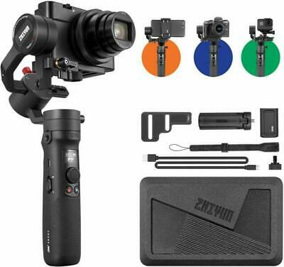 AU232.66 • Buy Zhiyun Crane M2 Handheld 3-Axis Gimbal Stabilizer For Gopro,and Mirrorless...