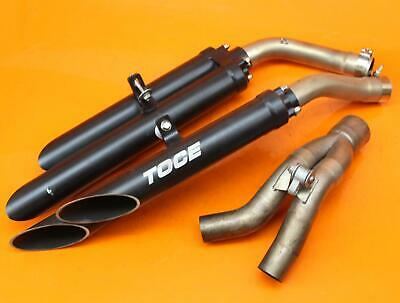 $650 • Buy 04 05 06 Yamaha Yzf R1 Toce Exhaust Pipe Muffler Slip On Can Silencer