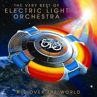 All Over The World The Very Best Of Electric Light Orchestra [VINYL] • 23.28£