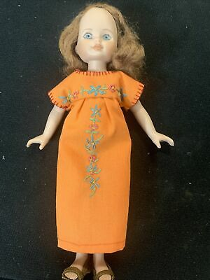 "$ CDN7.52 • Buy Porcelain Mini 7"" Doll Jointed"