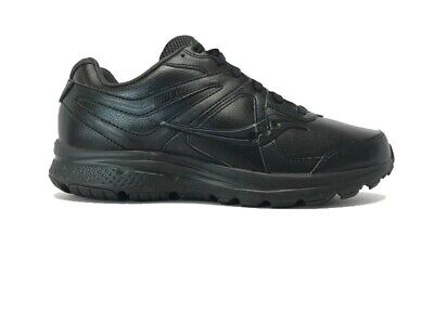 $ CDN153.85 • Buy Saucony Exite LE9 Wide Womens Walking Running Trainers Shoes - Black S20438-1
