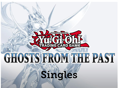 Yu-Gi-Oh! Ghosts From The Past (GFTP-EN) - Ultra Rare - Pick Your Cards • 2.95£