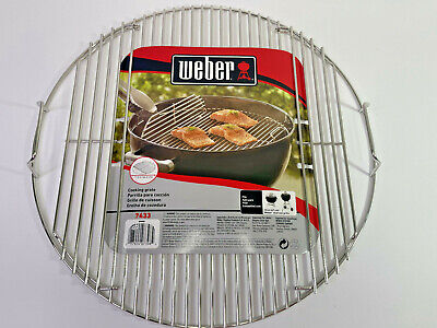 $ CDN43.59 • Buy Weber 7433 17.5 In Hinged Cooking Grate For 18  BBQ Charcoal Grill FREE SHIPPING