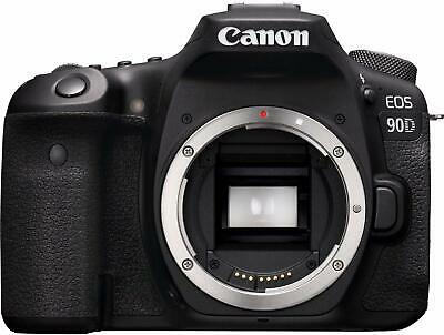 AU1778.69 • Buy Canon 90D Kit Body Only- Next Day UK Delivery.