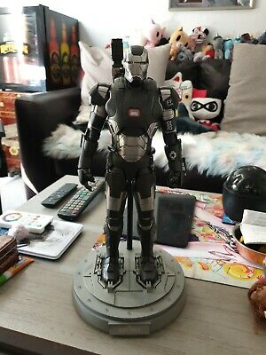 $ CDN367.62 • Buy Hot Toys DIECAST Iron Man 3 War Machine Mark 2 1/6 Figure Great Condition.
