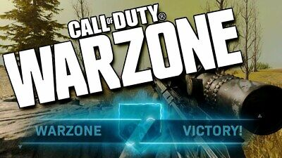 £9.99 • Buy Call Of Duty Warzone Win - No Hacks Or Cheats 100% Legit Ban Free! Ps4/ps5 Only!