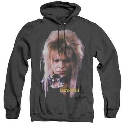 £34.04 • Buy Labyrinth Goblin King - Heather Pullover Hoodie