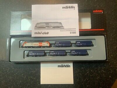 AU593.83 • Buy Marklin Spur Z Scale/gauge HVLE/VTG Freight Train Set. Rare