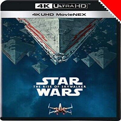 AU179.15 • Buy Star Wars: The Rise Of Skywalker 4K Uhd Movienex Ultra Hd 3D Blu-Ray Digital