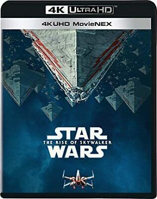 AU228.67 • Buy Star Wars: The Rise Of Skywalker 4K Uhd Movienex Ultra Hd 3D Brule