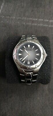 $9.99 • Buy Fossil Watch. Not Working - For Parts Only