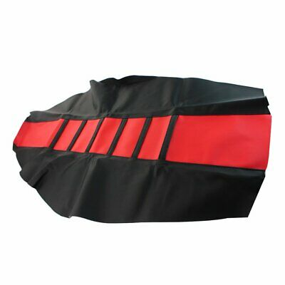 $15.87 • Buy Red Gripper Soft Motorcycle Seat Cover MX For Kawasaki KX65 KLX110 00-15 Enduro
