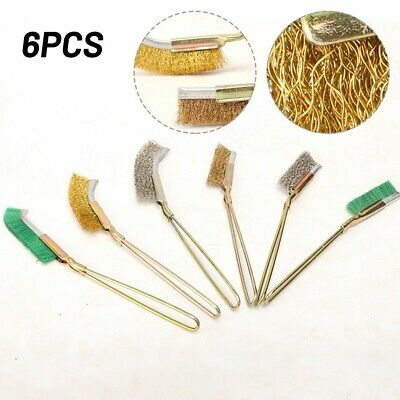 $ CDN20.23 • Buy Wire Brush Mold Brush Cleaning And Rust Removal Wire Wheel Brush Rust Remover