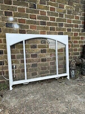 £99.99 • Buy Reclaimed Old Victorian Edwardian Arch Panel Wooden Sash Window