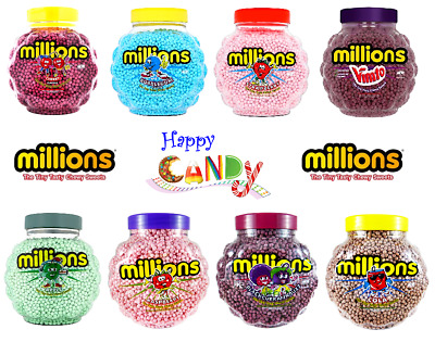 £12.27 • Buy Millions Sweets PICK N MIX Traditional Retro Bargain PARTY BAGS Cones VEGETARIAN