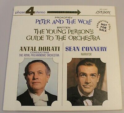 £9.19 • Buy Prokofiev - Peter And The Wolf/Young Person's Guide To The Orchestra Vinyl LP