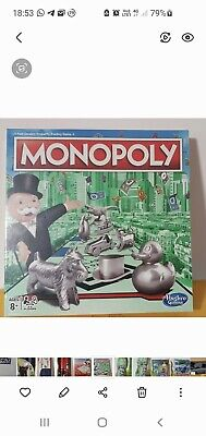 Monopoly Classic Board Game From Hasbro Gaming BRAND NEW • 19.70£