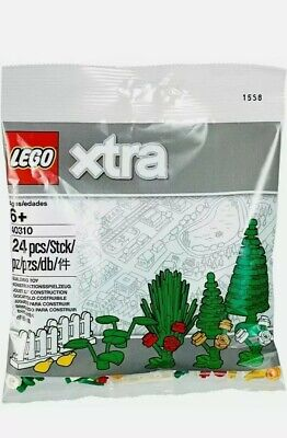 £9.99 • Buy LEGO 40310 Xtra Botanical Accessories Polybag New