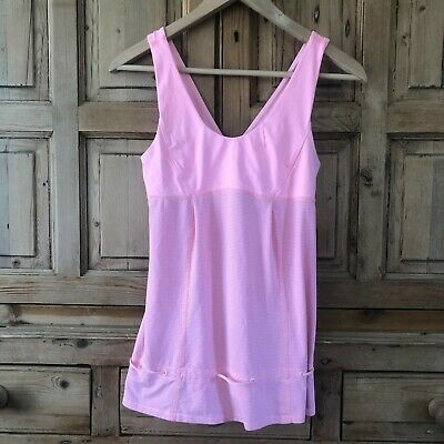 $ CDN25 • Buy Women's Lululemon 4 Pink Tank Top