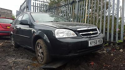 £9.99 • Buy Chevrolet Lacetti Estate 2009 1.6 Petrol Breaking For Spare Parts