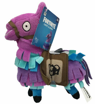 $ CDN15.78 • Buy Fortnite Loot Llama Fabric Plush Collec Toy By Epic Games Russ Officially Lic.