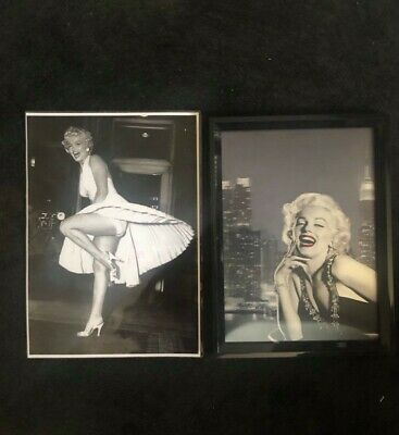 £3.99 • Buy 2 Marilyn Monroe Pictures - One Framed, One Picture
