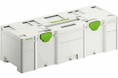 £75.99 • Buy Festool 204850 Systainer Attachable Tool Box With Lock On System And Handle
