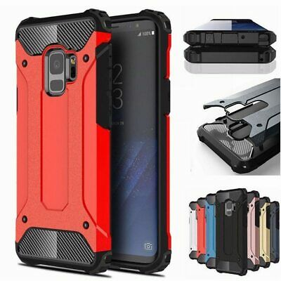 $ CDN10.69 • Buy For Samsung Galaxy S9 S10 Plus S6 S7 S8 S10e A7 A8 A9 Note 8 9 Cover Rubber Case