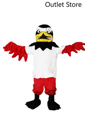 £308.41 • Buy Halloween Eagle Mascot Costume Cosplay Party Dress Outfit Clothing Carnival Xmas