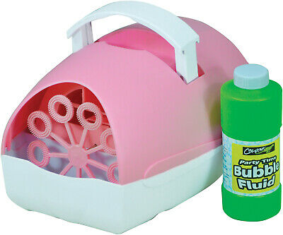£18.99 • Buy Cheetah Bubble Machine Kids Party Battery Or Mains Powered Fluid Included