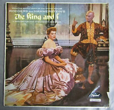 £5.99 • Buy Rodgers And Hammerstein's The King And I - Soundtrack LP 12  Vinyl Album (1956)
