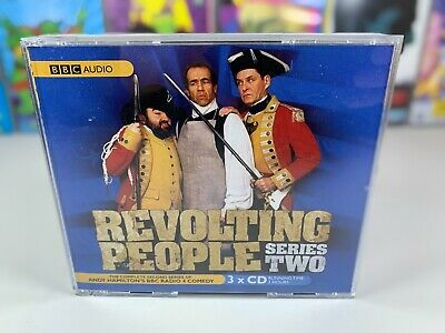 £16.99 • Buy Revolting People Series 2 BBC Audio CD's Audio Book Andy Hamilton Radio 4