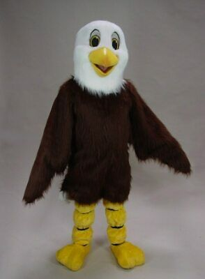 £160.21 • Buy Eagle Mascot Costume Suit Cosplay Party Game Dress Outfit Advertising Adult