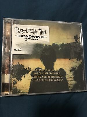 £8.08 • Buy Deadwing By Porcupine Tree (CD, Apr-2005, Lava Records (USA)) Promo Stamp