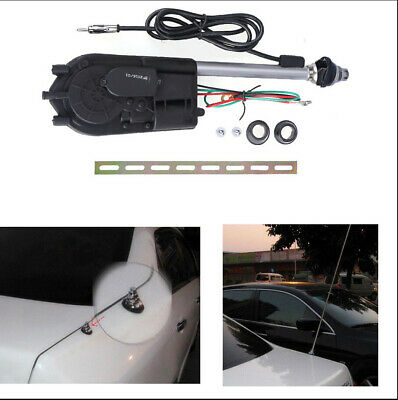£23.99 • Buy New 12V Car Off-Road AM FM Radio Mast Power Booster Electric Antenna Aerial Kit