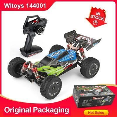$ CDN159.54 • Buy Wltoys 144001 1/14 2.4G Racing RC Car 4WD High Speed Remote Control Vehicle