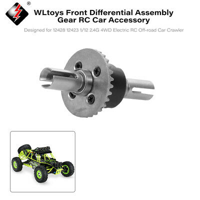 $ CDN11.26 • Buy WLtoys Metal Front Differential Assembly Gear RC Car Accessory For 12428 F2I3