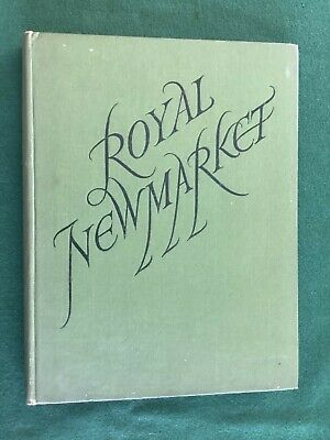 £5 • Buy BOOK- Royal Newmarket By R.C.Lyle - 1945 Ed - Illus  By Lionel Edwards. -Horses