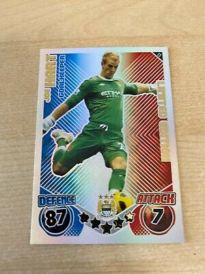 £25 • Buy Match Attax Extra 2010/11 10/11 JOE HART Limited Edition
