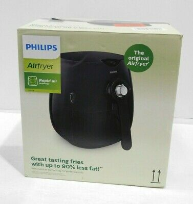 AU164.99 • Buy Philips Daily Collection Low Fat Air Fryer For Fry/Bake/Grill/Roast HD9218
