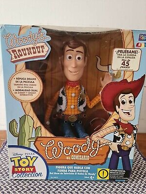 £207.87 • Buy Woody - The Sheriff (Toy Story Collection) Original Replica In Spanish - OOP