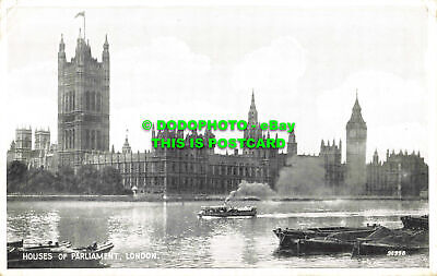 £7.99 • Buy R556285 London. Houses Of Parliament. Valentine. Silveresque
