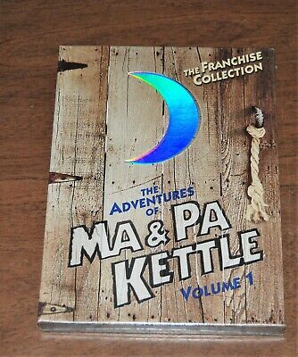 $9.99 • Buy The Adventures Of Ma And Pa Kettle - Volume 1 (DVD, 2004) NEW SEALED