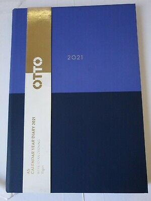 AU13.10 • Buy A5 - Week To An Opening - Calendar Year Diary 2021 - 70 Gsm