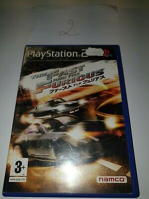 £5.53 • Buy The Fast And Furious - Sony PlayStation 2/Ps2
